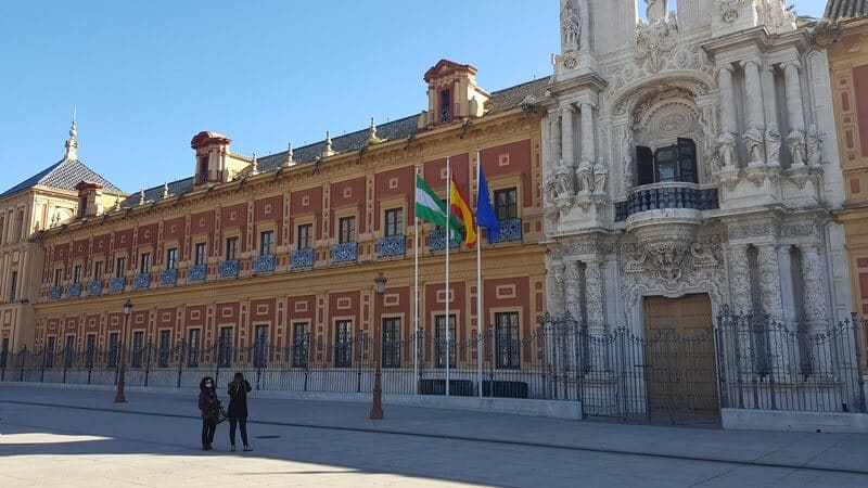 Things to see in Seville: San Telmo Palace