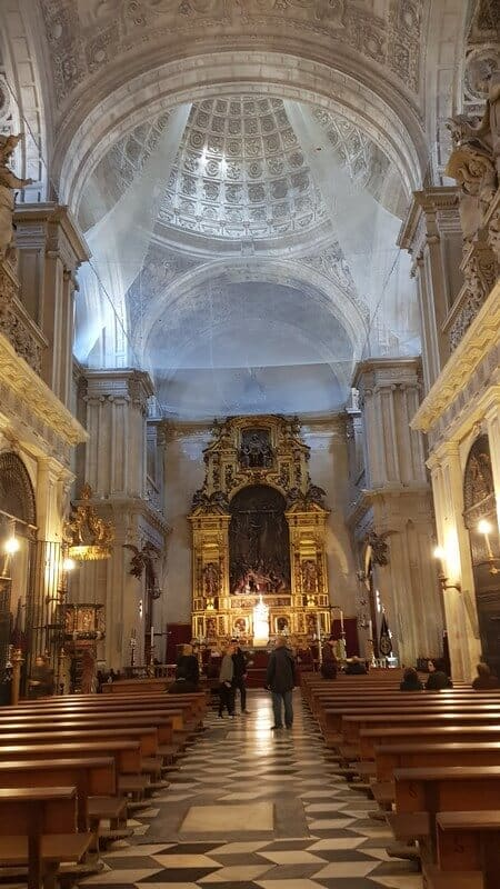 Things to see in Seville: Seville Cathedral