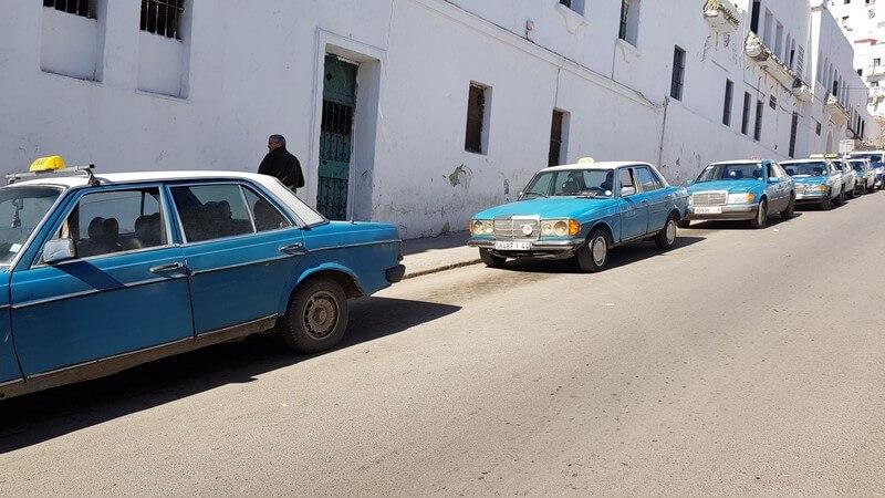 Tetouan taxis
