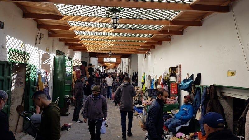Tetouan Medina - souk - market