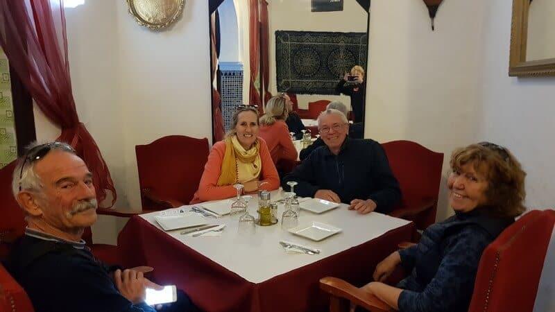 Tetouan - restaurant