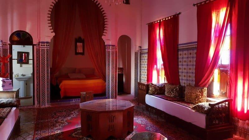 Tetouan - riad in morocco - hotel