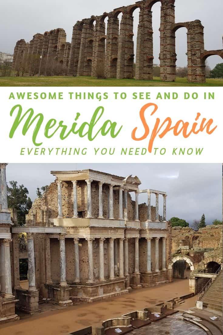 Things to do in Merida Spain