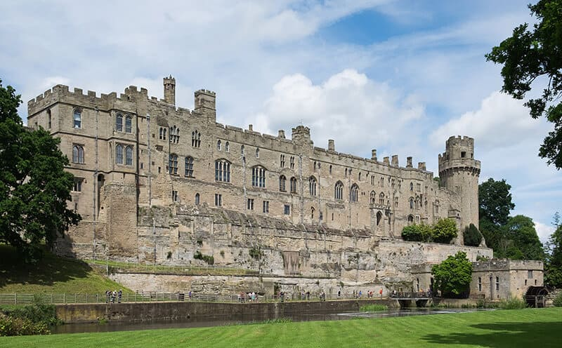 Visit a castle in England