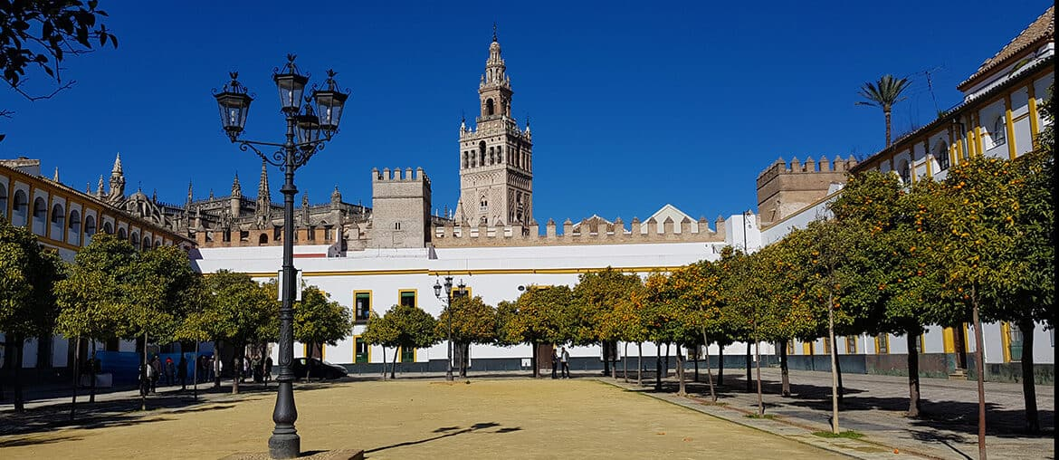 Stunning things to see in Seville