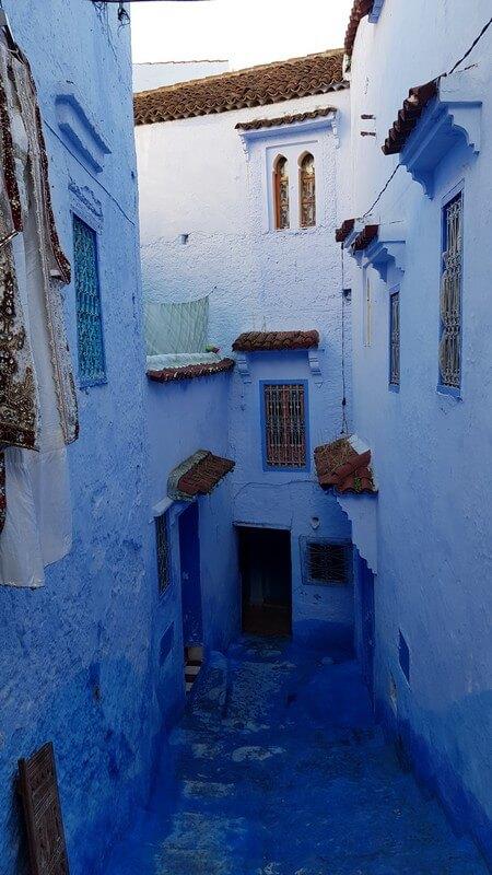 Chefchaouan: Blue City