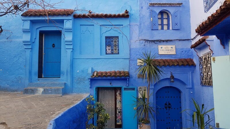 Chefchaouan: Blue City Morocco