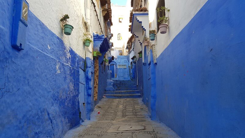 Chefchaouan: Blue City in Morocco