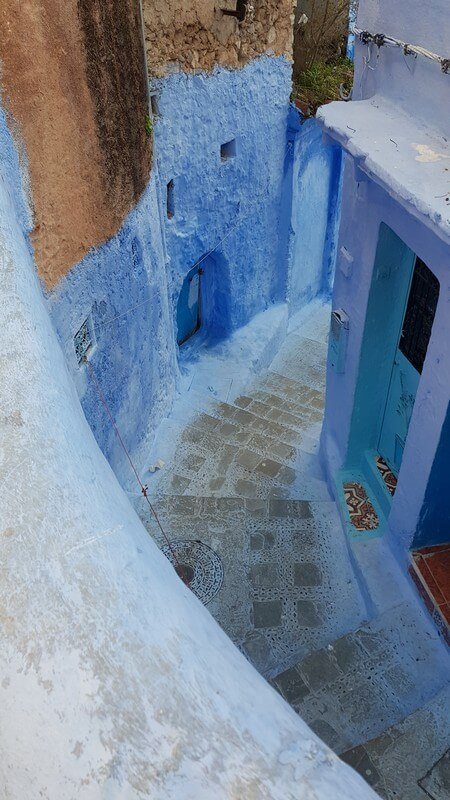 Things to do in Chefchaouan in Morocco - Meander in the alleyways