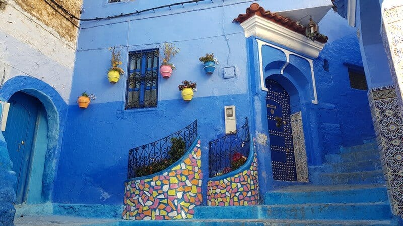Things to do in Chefchaouan in Morocco - Wander the streets