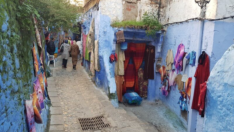 Things to do in Chefchaouan in Morocco - Blue city