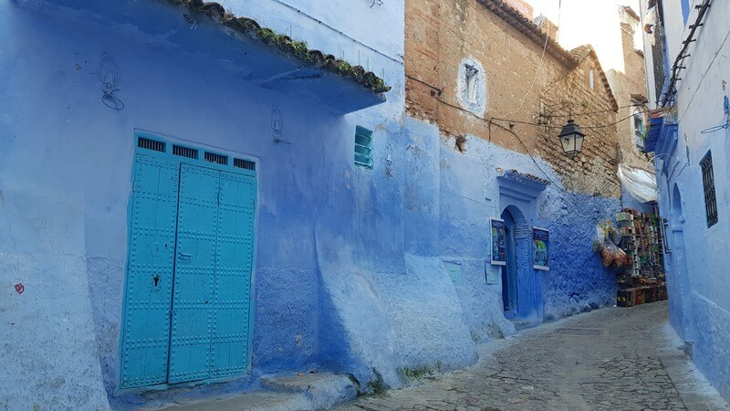 Chefchaouan Morocco: Hues of blue