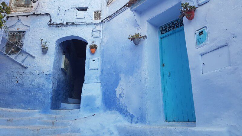 Things to see in Chefchaouan in Morocco - Blue city