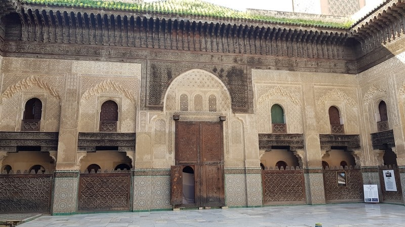 Tour of Fes, Morocco: Mosque School
