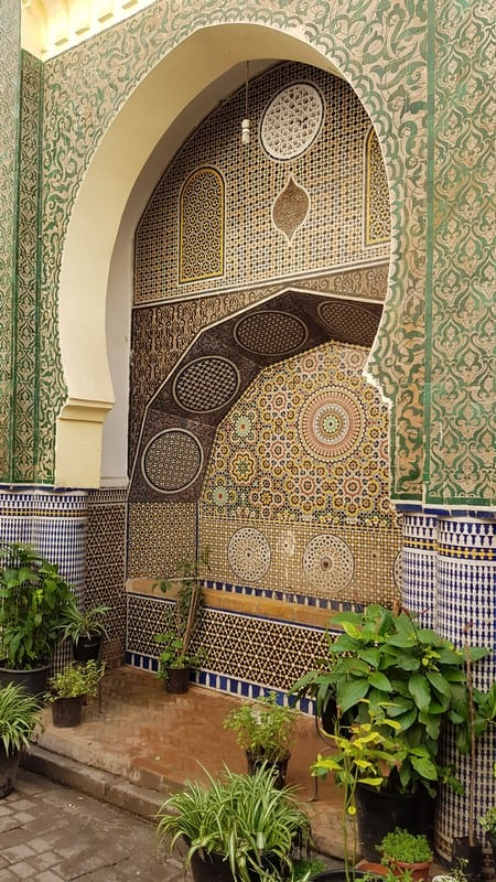 Tour of Fes, Morocco: Intricate Doors