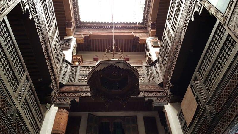 Fes Medina - Wooden Craftmanship