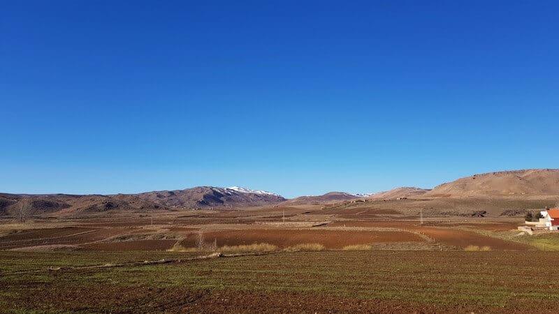 Azrou to Ziz Gorge: Ever changing scenery
