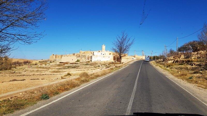 Azrou to Ziz Gorge: Mosque