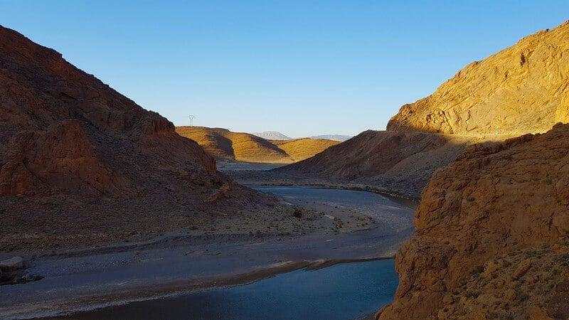 Middle Atlas to High Atlas Mountains: Ziz Gorge