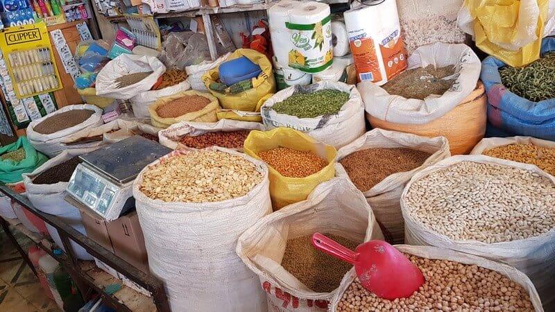Errachidia market