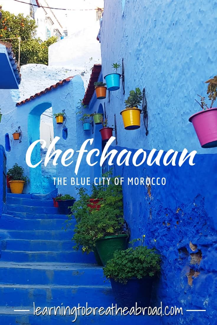 Chefchaouan, the Blue City of Morocco