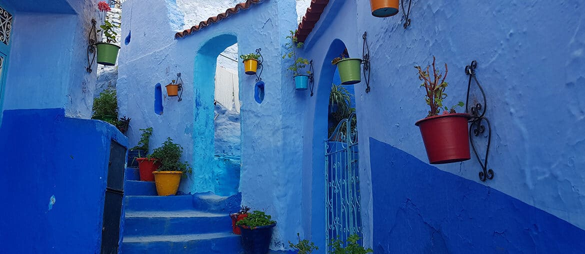 Chefchouan, Morocco - The Blue City