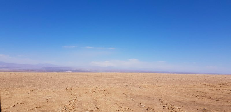 The Atacama Desert in Northern Chile