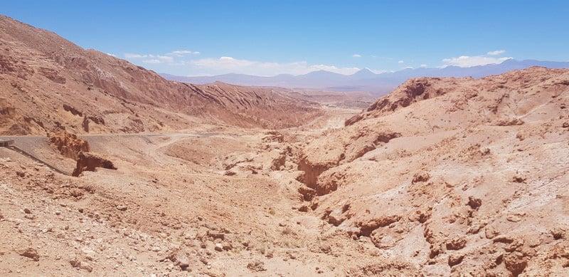 Roadtrip from Calama to San Pedro de Atacama