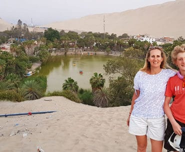 WEEK TWO: ICA - PARACAS, HUACACHINA AND NAZCA LINES