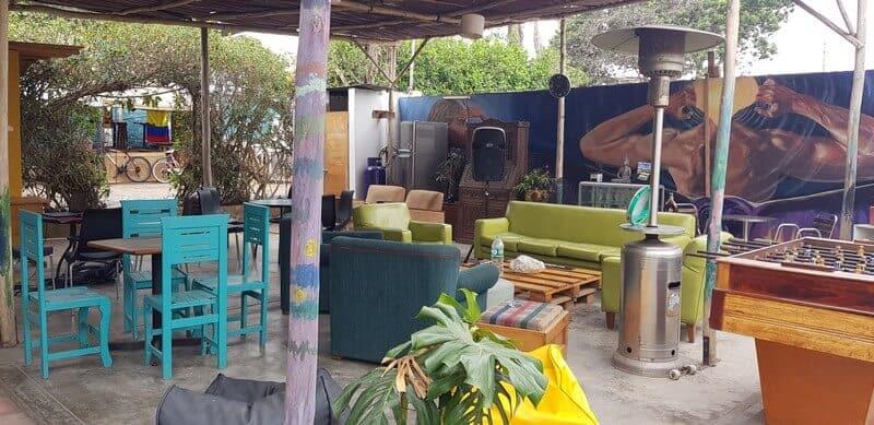 kaminu lodge in Lima peru