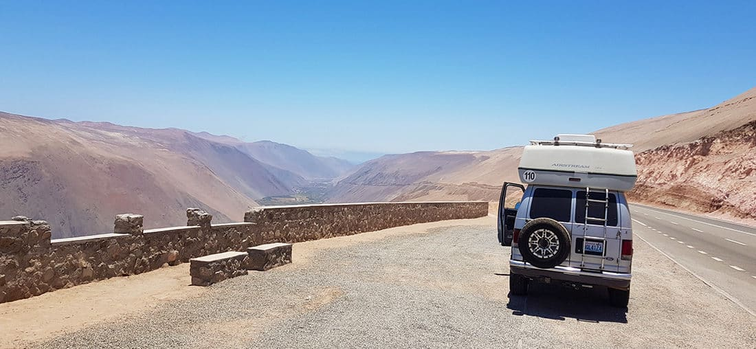 Week 4: The Atacama Desert in Chile
