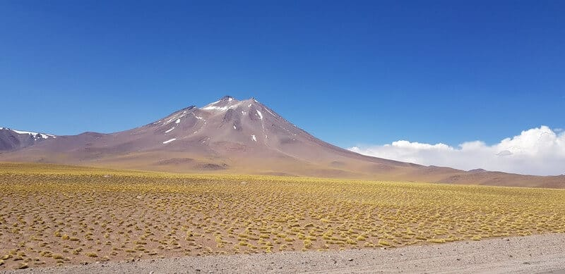 Volcanoes in San Pedro de Atacama