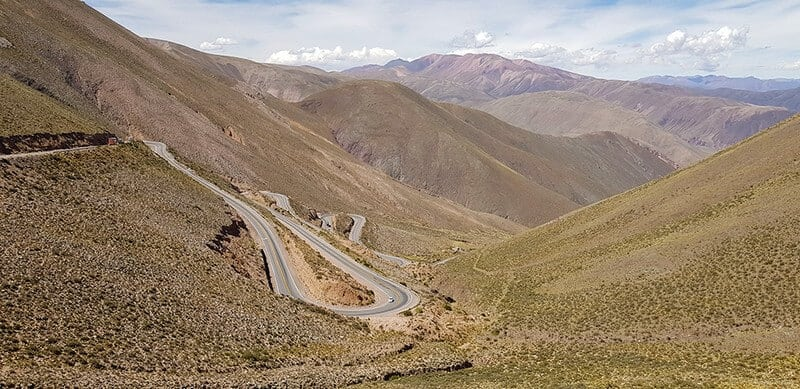 Susques to Purmamarca pass