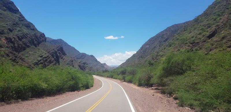 Quebrada de las Conchas, Cafayate and Quilmes