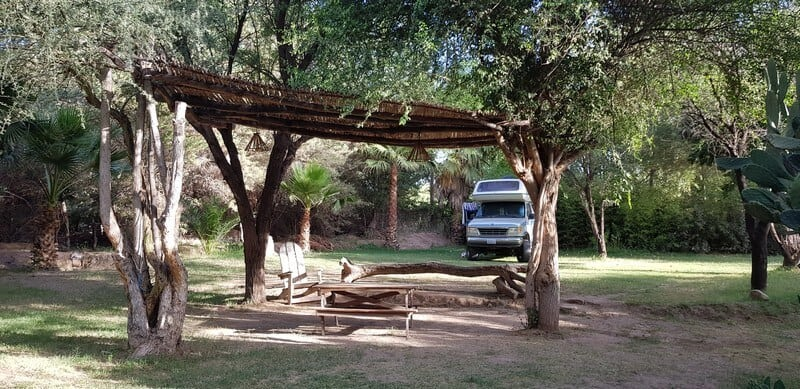Los Olivos Camping