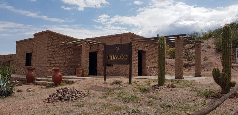 Hualco Archaeological Site