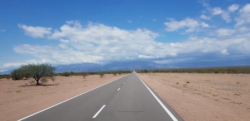 ruta 38 in argentina