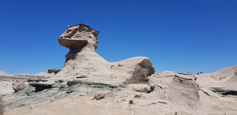 The Sphinx at Ischigualasto National Park