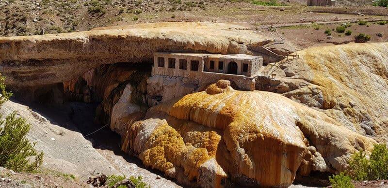Puente del Inca in Argentina