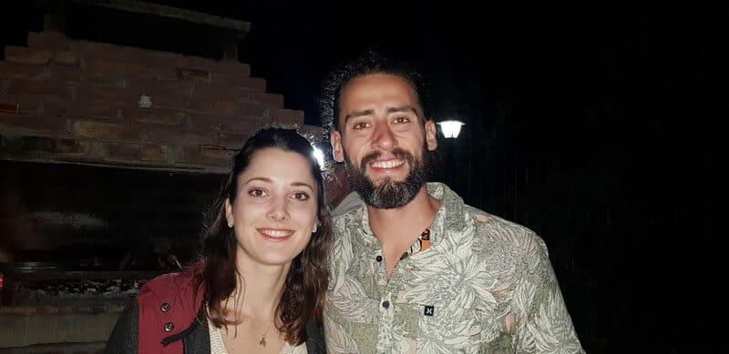 Emilio and Florence