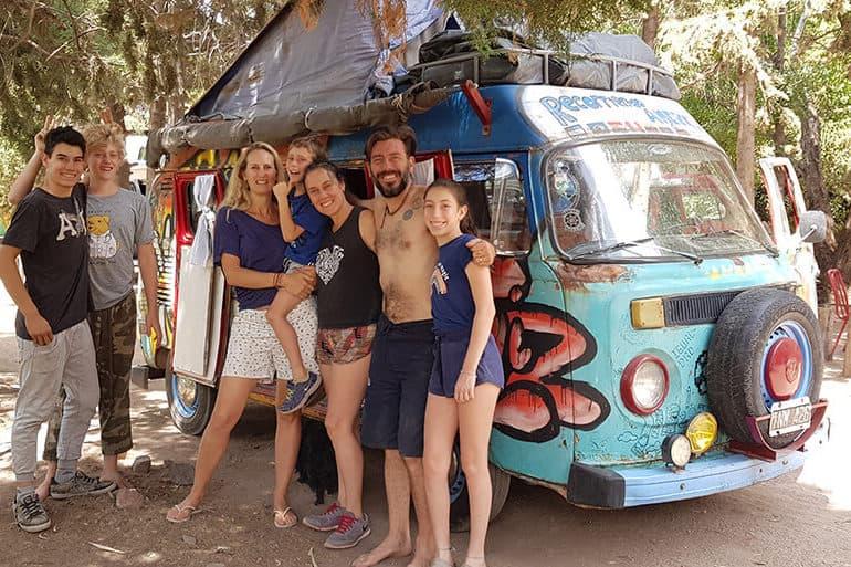 Week 10 Mendoza, Malargue, Atuel Canyon and making friends