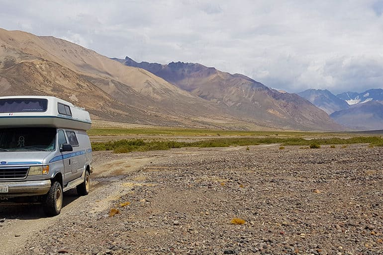 Week 11: 4X4 Malargue, Pehuenche Pass and Talca in Chile