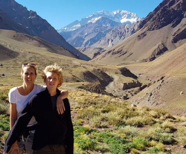 Adventures in Mendoza - mountains, hot springs and celebrations