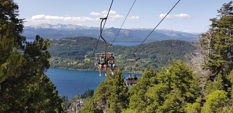 Cerro Campinaro Cable Car in Bariloche